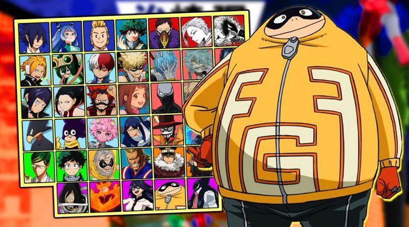 My Hero One's Justice 2 – Rivelata la presenza di Fat Gum, di Twice, di Mr. Compress e di una modalità 2v2 .