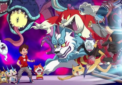 Level-5 ha condiviso il filmato d'apertura di Yo-kai Watch.