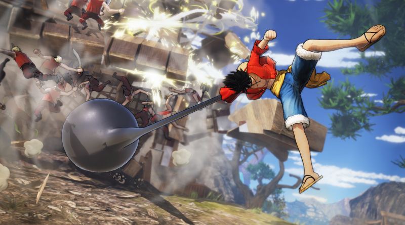 One Piece: Pirate Warriors 4, nuovo spot direttamente dal giappone