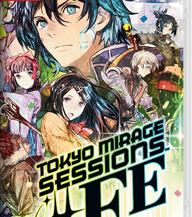 Tokyo Mirage Sessions #FE Encore, trailer di lancio Switch.
