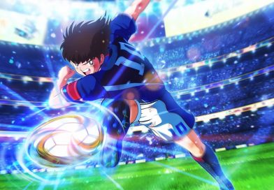 CAPTAIN TSUBASA !!!! Epicità nel video reveal ❤