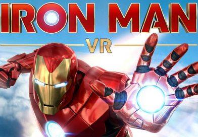 IRON MAN VR – RINVIATO a maggio