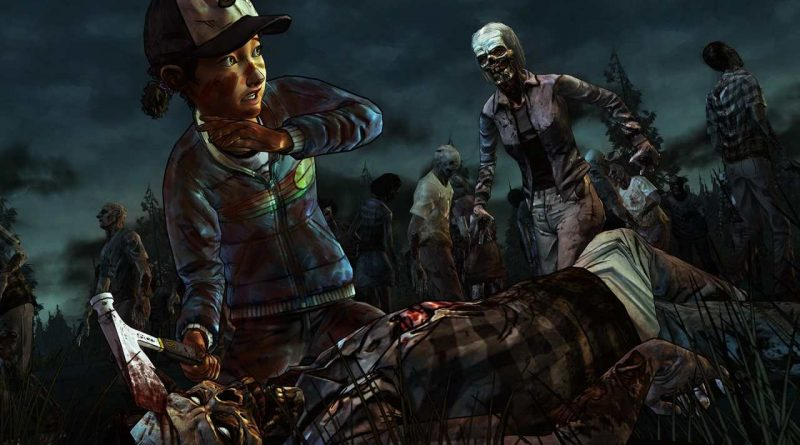 The Walking Dead Season 2 e 3, trailer di lancio per Nintendo Switch.