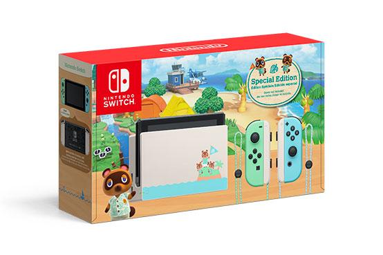Aggiornamento sui preordini di Switch di Animal Crossing in Giappone