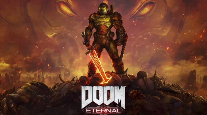 Doom Eternal nuovi video gameplay.