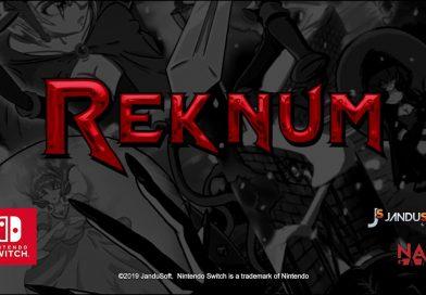 Reknum in arrivo su Nintendo Switch.