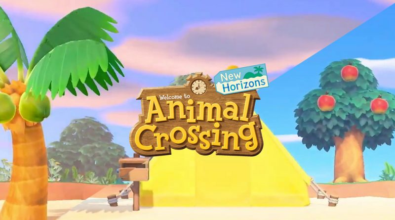 Nuove notizie su Animal Crossing New Horizons