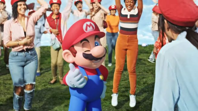 <h2 class='entry-title'>Super Nintendo World – Appare online un' altra immagine.</h2><h4 class='entry-subtitle'><span style='color:#808080;font-size:14px;'>Ecco il Super Nintendo World visto dall' alto con l'entrata.</span></h4>