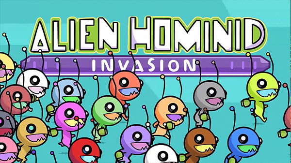 Alien Hominid Invasion, annunciato per Nintendo Switch.