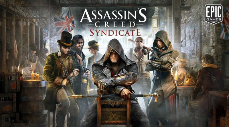 Assassin's Creed Syndacate gratis epic games store