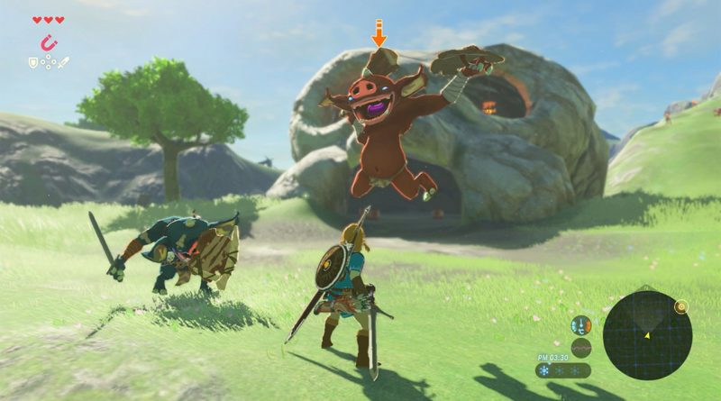 The Legend of Zelda: Breath of The Wild – St. Vincent rivela di avervi giocato probabilmente per circa 300 ore.