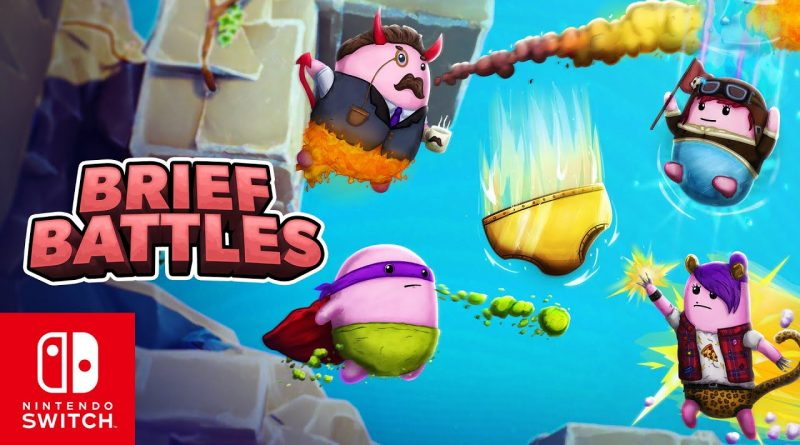 Brief Battles – trailer di lancio