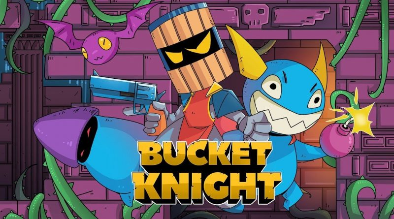 Bucket Knight, in arrivo su Switch.