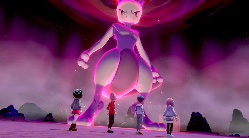 Pokemon Swo/Shi – Mewtwo e gli starter di Kanto appariranno nelle Max Raid Battle