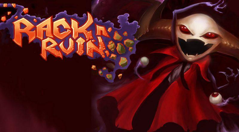 Il gioco di avventura Rack n 'Ruin in uscita per Switch a marzo