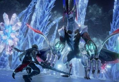 Code Vein – Disponibile il DLC Frozen Empress.
