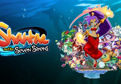 WayForward annuncia nuovi dettagli e data di uscita per Shantae e le sette sirene.