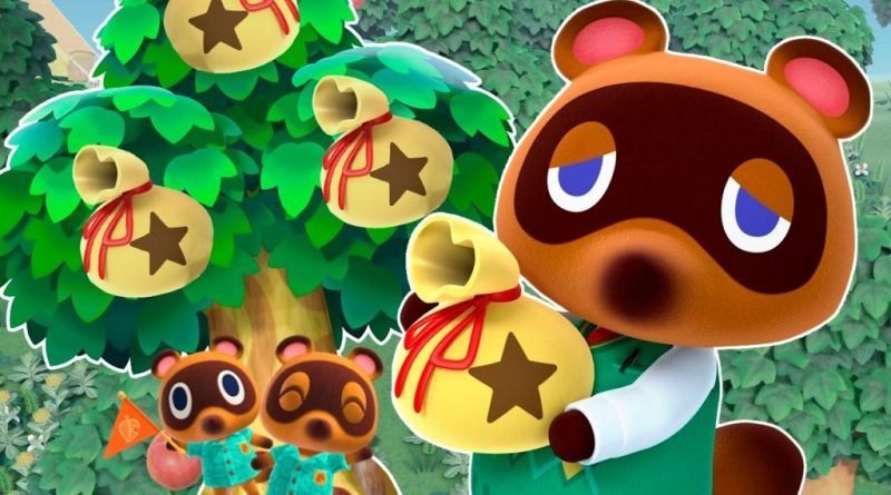 Utente trova come guadagnare soldi veri in Animal Crossing New Horizons