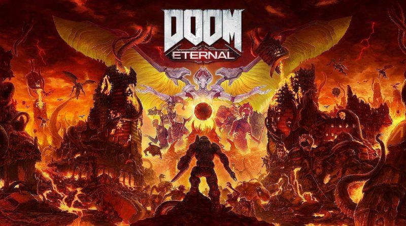 DOOM Eternal in arrivo l'8 Dicembre per Switch