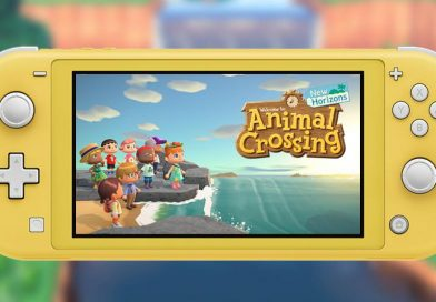 Gamestop: nuovo bundle con Switch Lite + Animal Crossing New Horizons