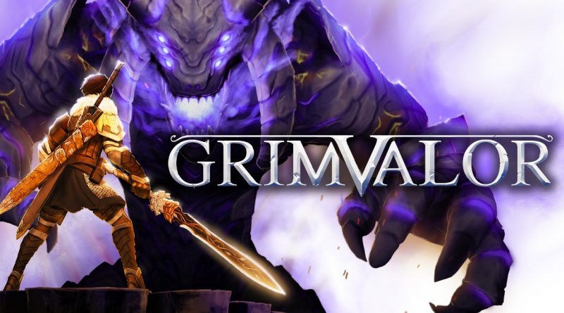 Grimvalor platform d'azione hack e slash in arrivo su Nintendo Switch