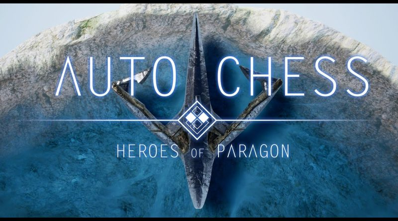 Auto Chess: Heroes of Paragon