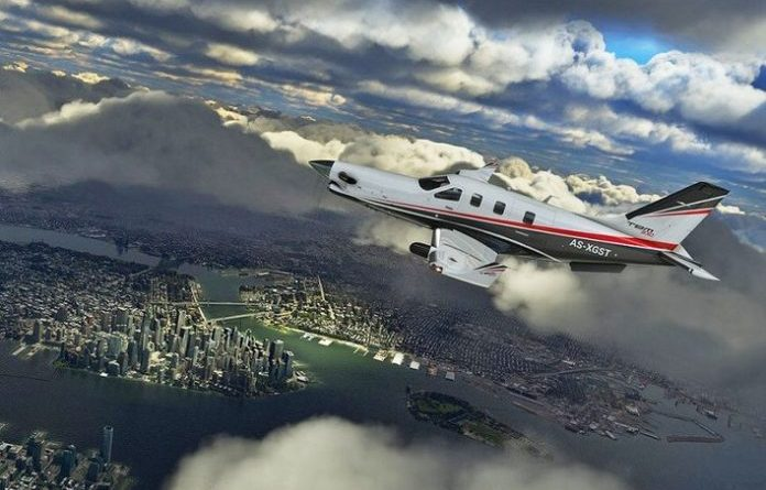Microsoft Flight Simulator: nuovo video Gameplay