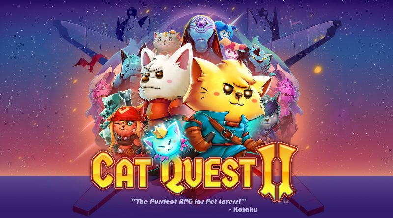 Cat Quest Pawsome Pack