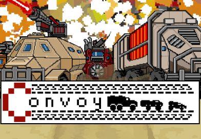 Convoy è un roguelike tattico ispirato a Mad Max e FTL