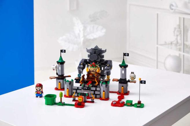 Lego Super Mario uscirà ad agosto. È ufficiale!