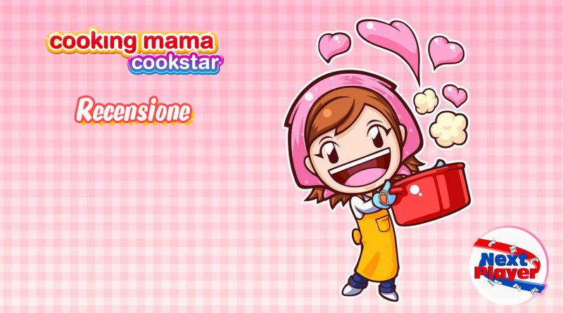 Cooking Mama: Cookstar – Recensione