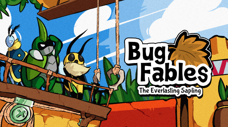Bug Fables: The Everlasting Sapling: recensione