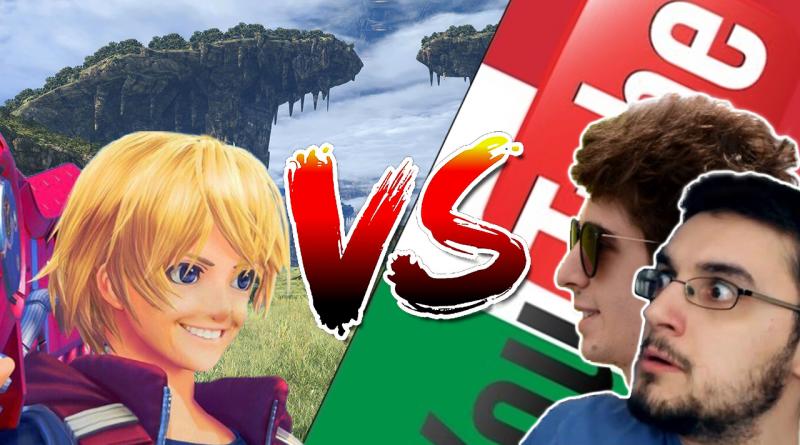 Xenoblade Chronicles DE – Future Connected Battle theme VS YOUTUBE ITALIA