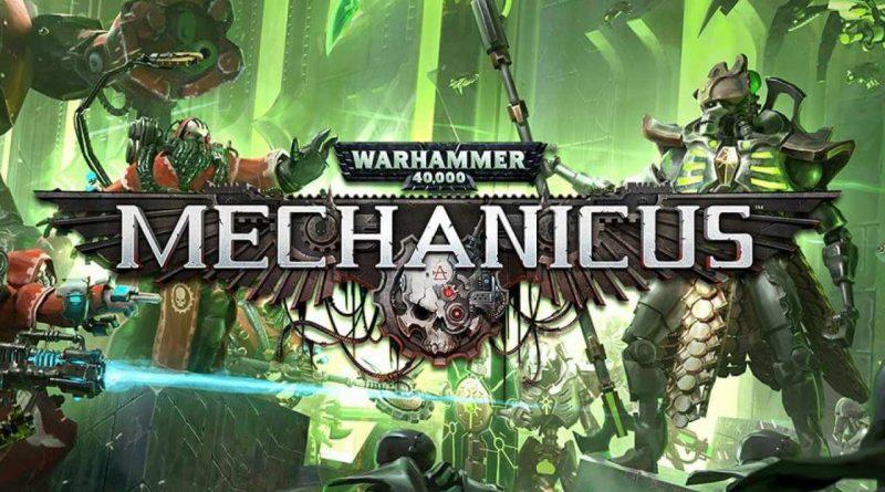 Warhammer 40.000: Mechanic