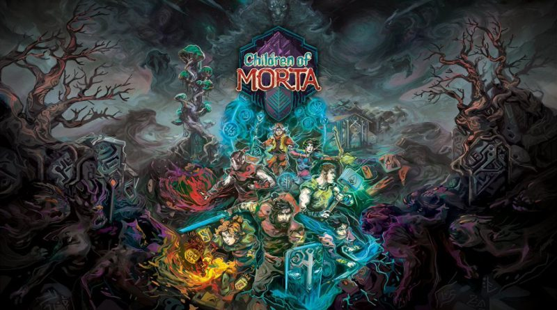 <h2 class='entry-title'>Children of Morta- un meraviglioso mondo in Pixel-Art- Recensione</h2><h4 class='entry-subtitle'><span style='color:#808080;font-size:14px;'>Action-RPG in Pixel-Art che riesce a catturare l'attenzione del giocatore sin da subito</span></h4>