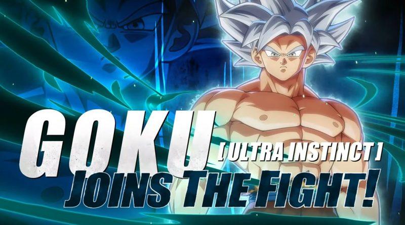 Dragon Ball FighterZ – Ultra Instinct Goku