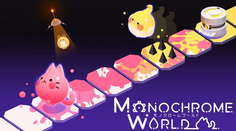 Videorecensione Monochrome world