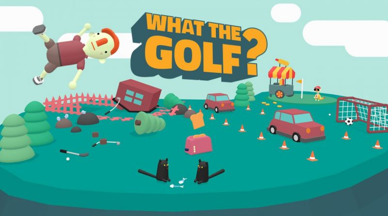 What The Golf? Il golf non golf- Recensione