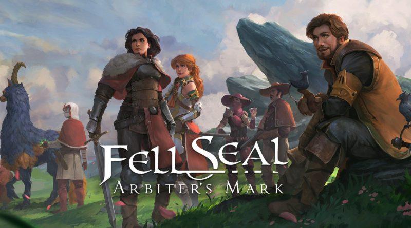 Fell Seal: Arbiter's Mark, il DLC in arrivo questo mese
