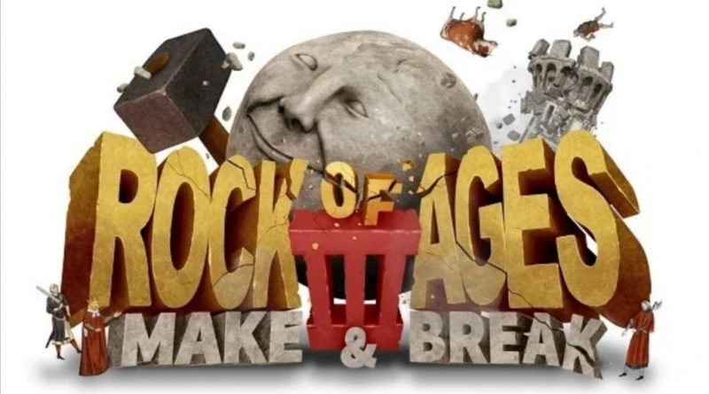 In arrivo l'open beta per Rock of Ages 3: Make & Break