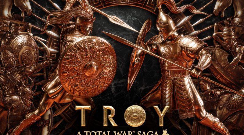 A Total War: TROY, gratis ad agosto su Epic Games per le prime 24 ore.
