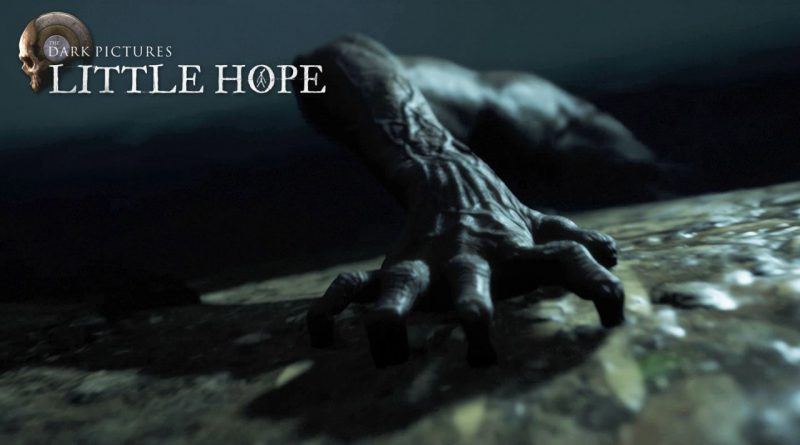 Annunciata la data di uscita di The Dark Pictures: Little Hope