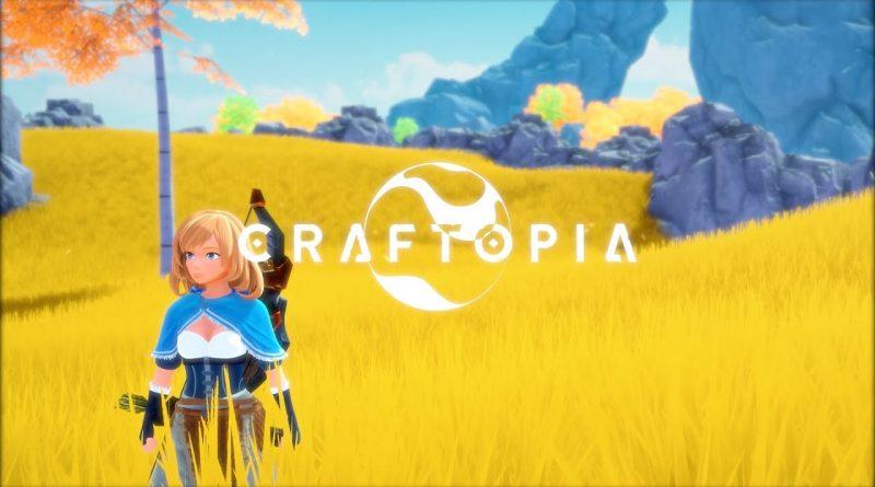 Craftopia in arrivo su PC tramite Steam Early Access