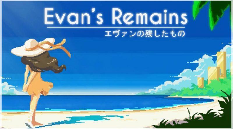 Evan's Remains – Recensione