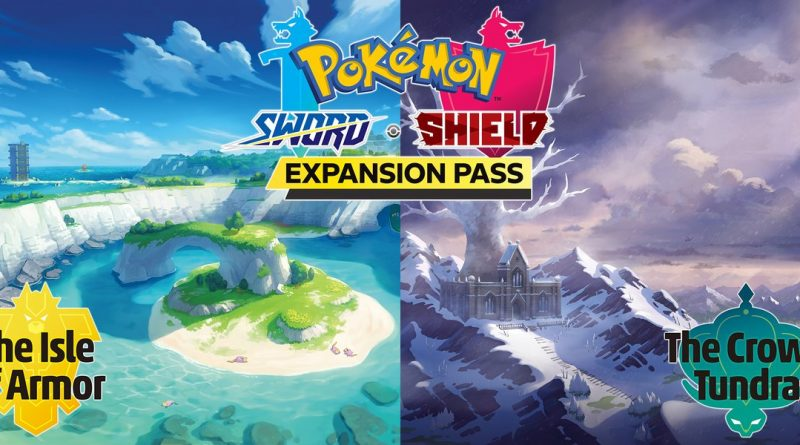 Pokemon SwoShi: nuovo trailer dell'Expansion Pass, The Isle of Armour verrà lanciato il…
