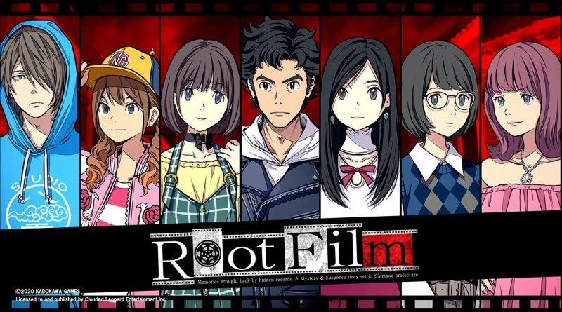 Root Film – demo disponibile per PS4 e in arrivo per Switch in Giappone