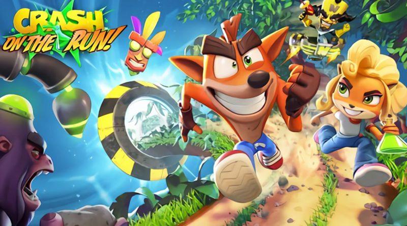 <h2 class='entry-title'>Crash Bandicoot: On The Run in arrivo per mobile.</h2><h4 class='entry-subtitle'><span style='color:#808080;font-size:14px;'>Crash Bandicoot è stato annunciato per mobile pubblicando il trailer d'uscita. </span></h4>