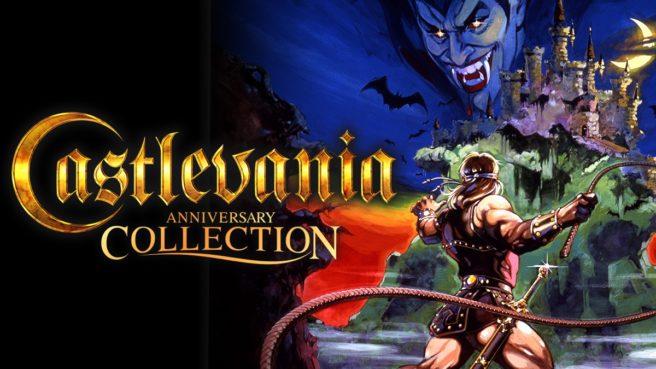Castlevania Anniversary Collection uscirà in versione fisica.