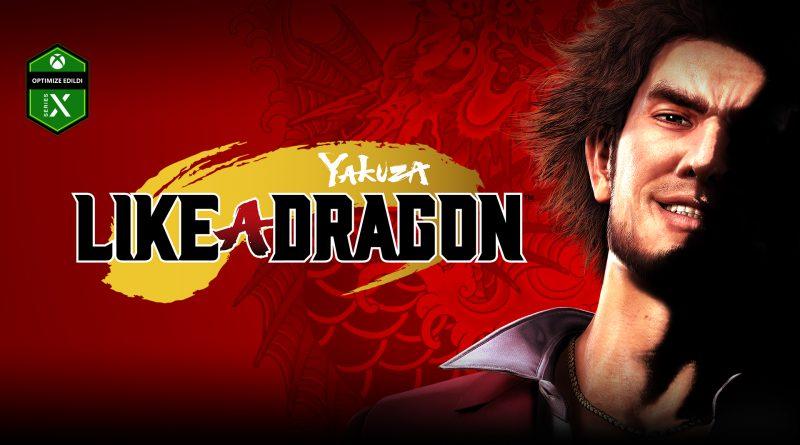 Yakuza:Like a Dragon