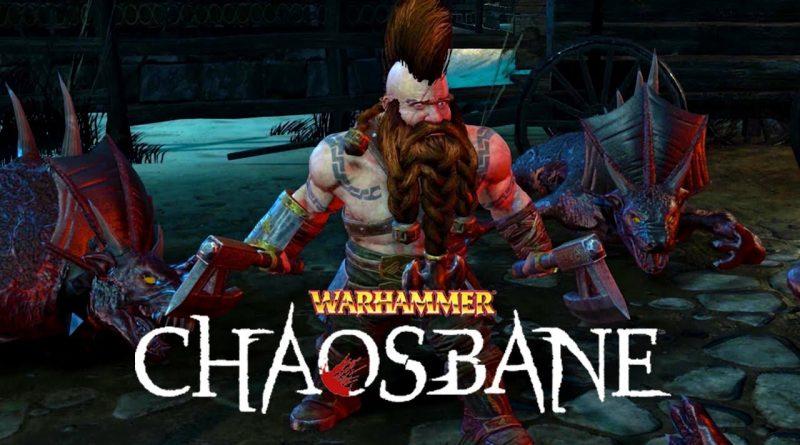 Annunciato WARHAMMER: Chaosbane per PS5 e Xbox Series X.